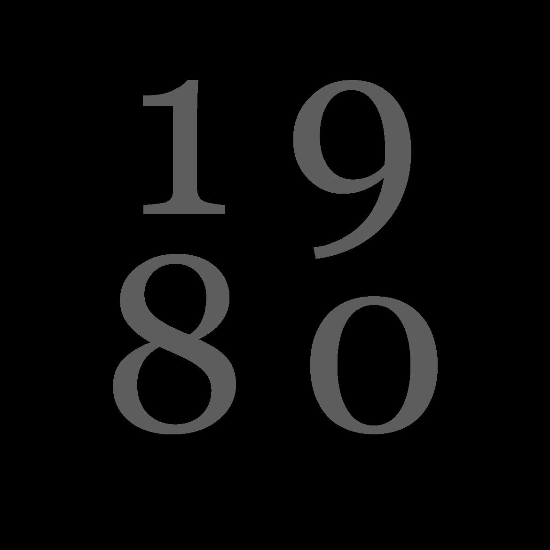 Année 1980